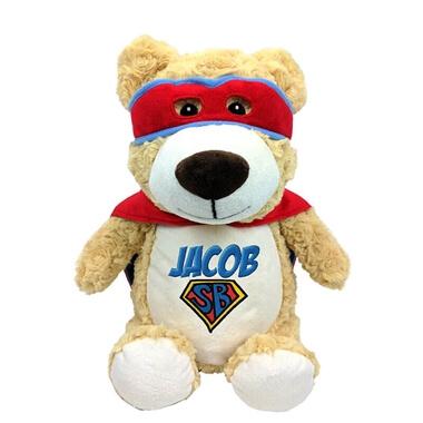 Personalised Hero Teddy