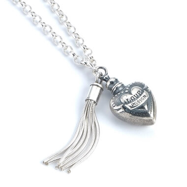 Sterling Silver Harry Potter Love Potion Necklace