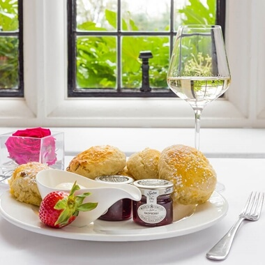 Afternoon Tea & Spa Day for Two at Greenwoods Hotel & Spa