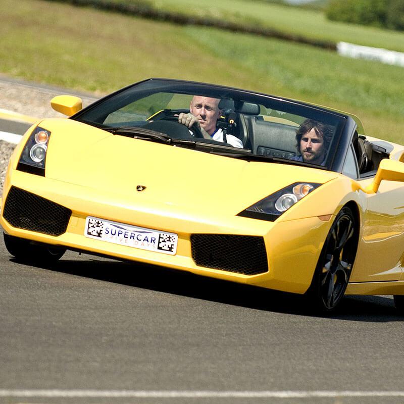 Lamborghini Driving Experience: Lamborghini Driving Blast