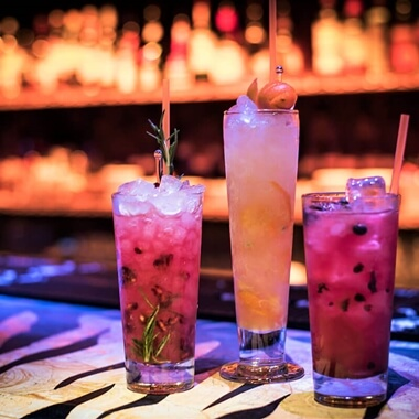2 for 1 Three Course Dinner with Champagne Cocktail at Shaka Zulu
