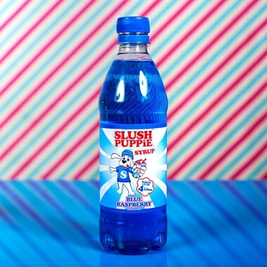 Slush Puppie Syrup - Blue Raspberry