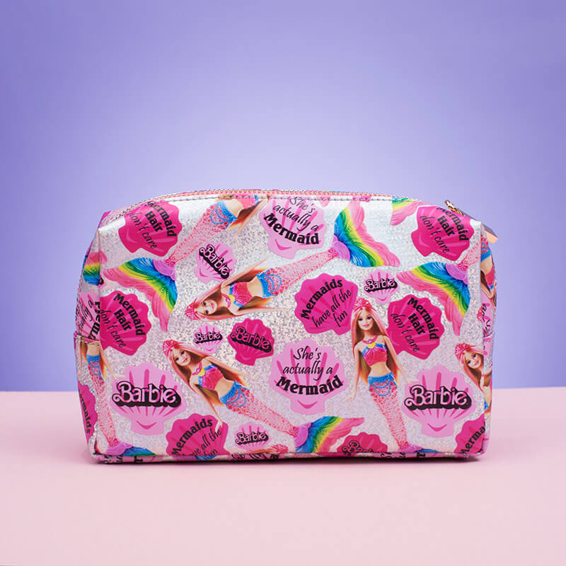 Barbie Mermaid Wash Bag