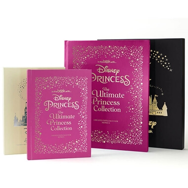 Personalised Ultimate Princess Collection Book