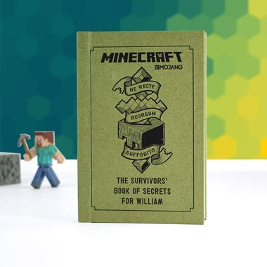 Personalised Minecraft Survivors Guide