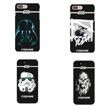Personalised Star Wars Phone Case