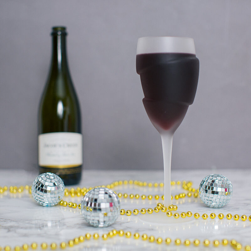 Drunk Wine Glass