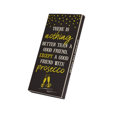 Prosecco Pop Fizz Drink Prosecco Chocolate Bar