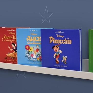 Personalised Timeless Disney Book