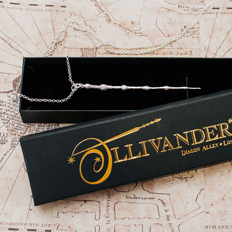 Harry potter dumbledore elder wand necklace buy from for Harry potter elder wand buy