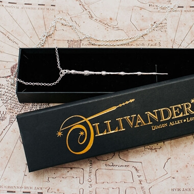 Harry Potter Dumbledore Elder Wand Necklace