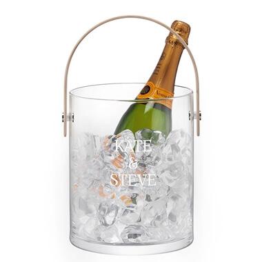 Personalised LSA Ice Bucket