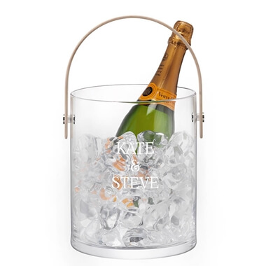 Personalised LSA Ice Bucket