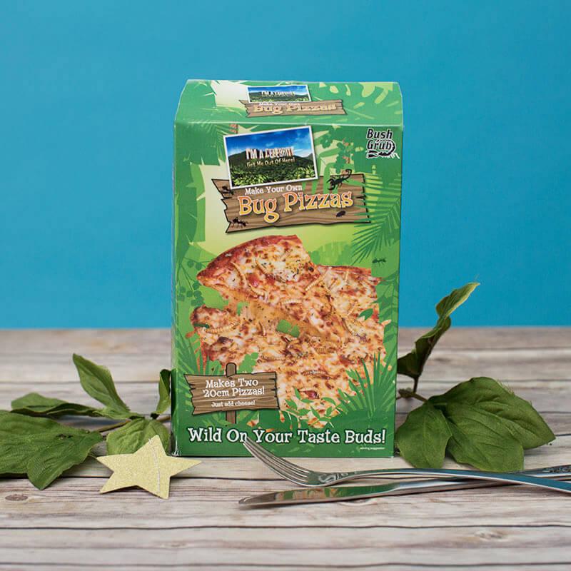 Bug Pizza Kit