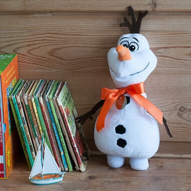 Personalised Olaf Toy