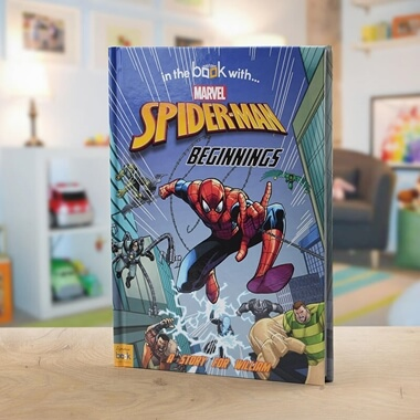 Personalised Spiderman Beginnings