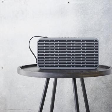Kreafunk aSound Wireless Bluetooth Speaker - Grey