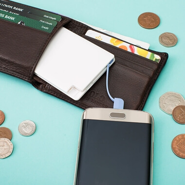 Credit Card Powerbank