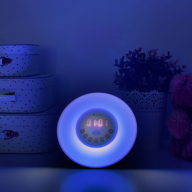 Dawn Simulator Alarm Clock