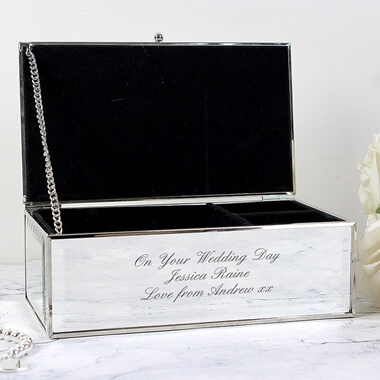 21st Birthday gift with personalised engraved message Male or female #4 Overig