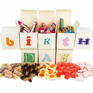 Birthday Sweet Words