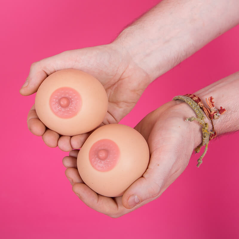 Juggling Boobs
