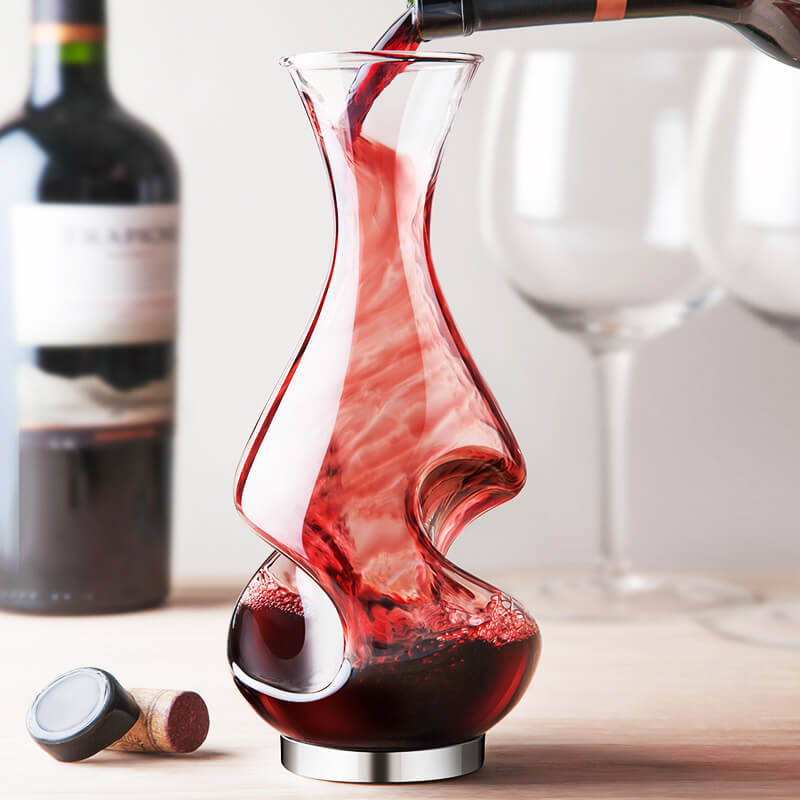 Conundrum wine decanter buy from for Wine carafes and decanters