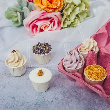Luxury Bath Melts Collection