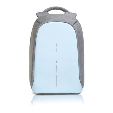 Bobby Compact Diver Anti-Theft Light Blue Backpack