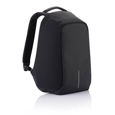 Bobby Original Anti-Theft Black Backpack