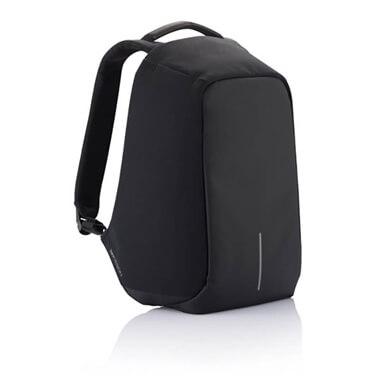 Bobby Original Anti-Theft Black Backpack