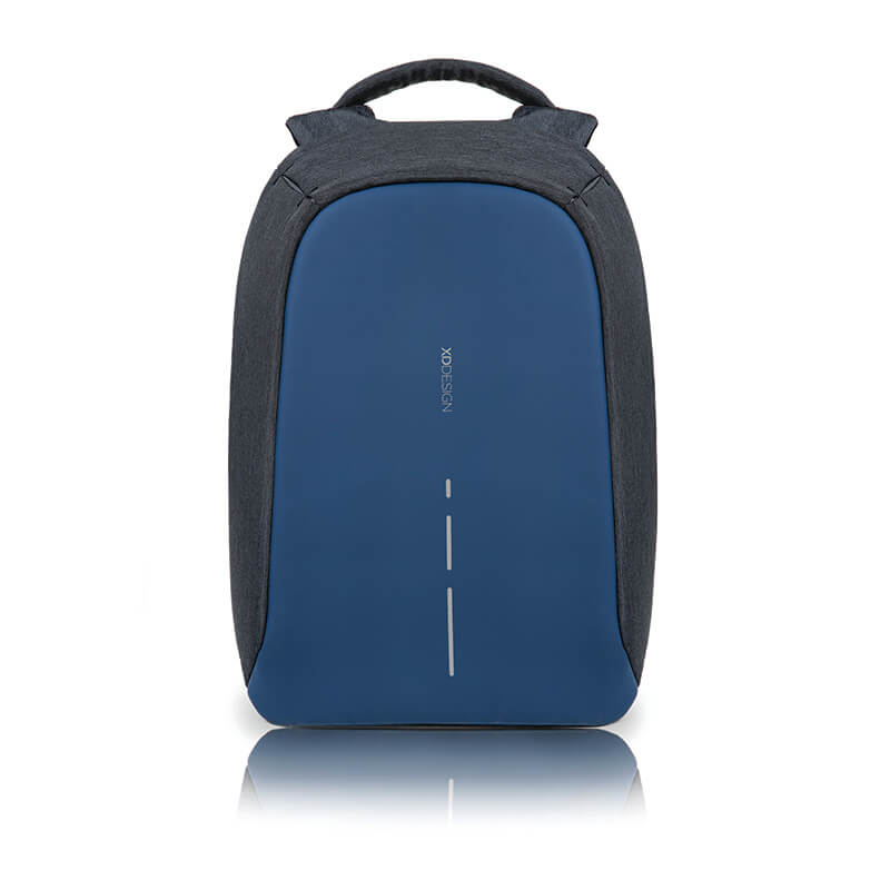 Bobby Compact Diver Anti-Theft Blue Backpack