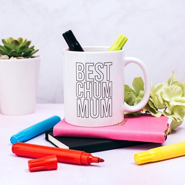 Best Chum Colour In Mug