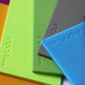 Formcard - Mouldable Bio-Plastic