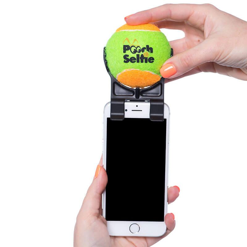 Pooch Selfie Smartphone Accessory