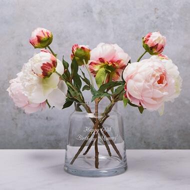 Personalised LSA Chimney Vase
