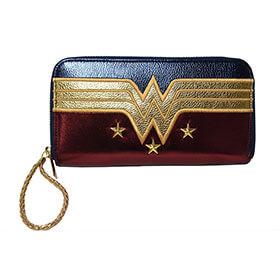 Wonder Woman Star Stud Purse
