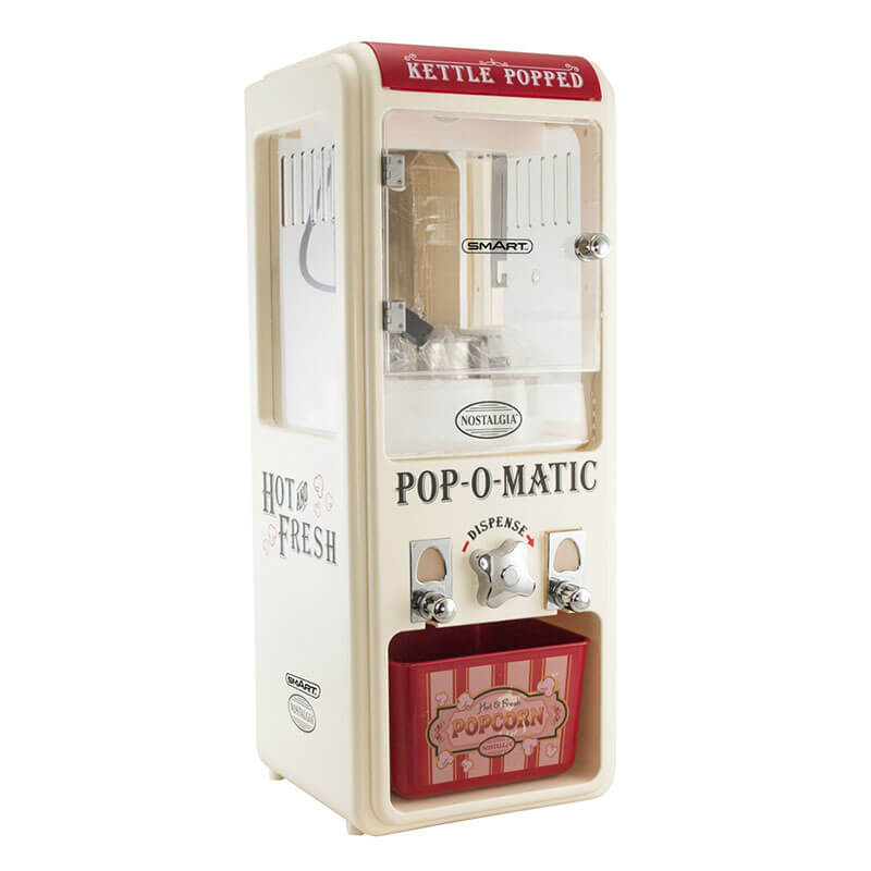 Pop-o-Matic Vending Machine