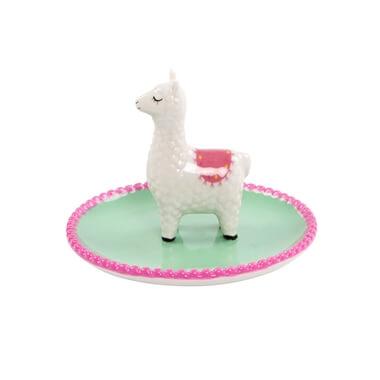 Lima Llama Trinket Dish