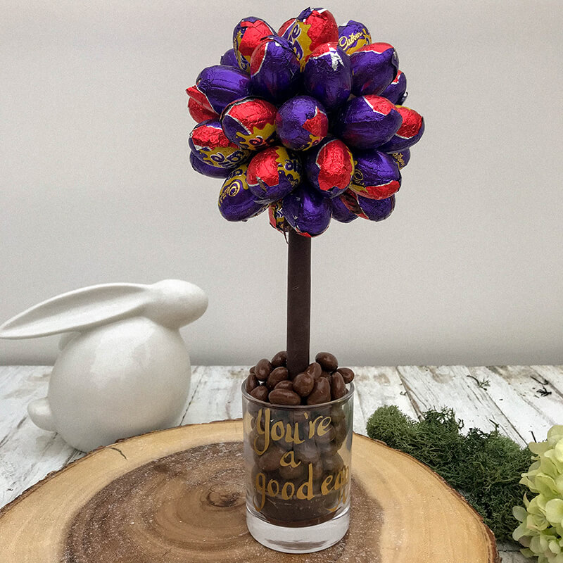Personalised Cadbury's Cream Egg  Sweet Tree