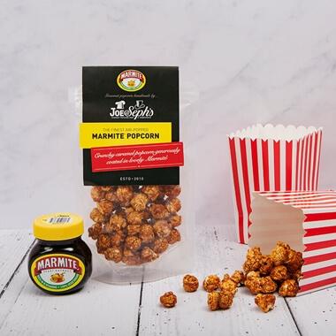 Marmite Popcorn