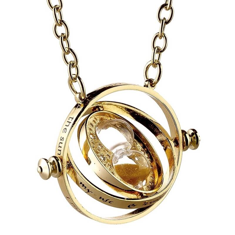 Harry Potter Spinning Time Turner Necklace Buy From