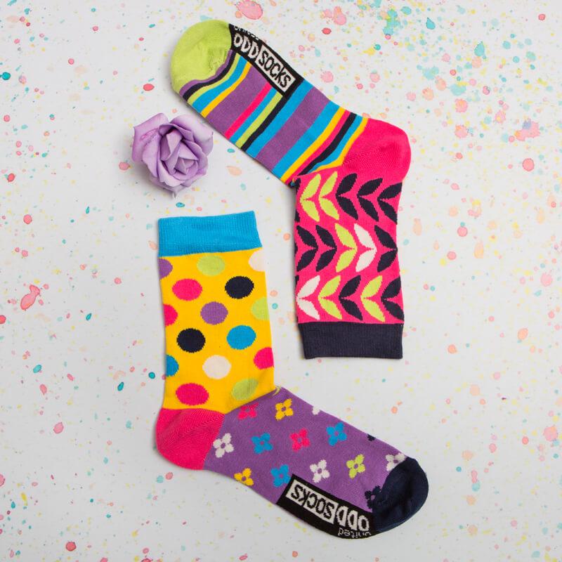 Foot Kandy Ladies Socks