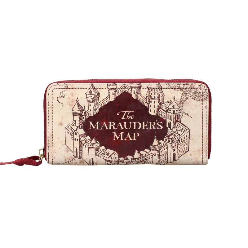 Harry Potter Marauders Map Purse
