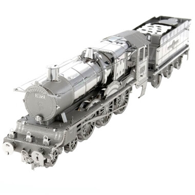 Metal Earth Hogwarts Express 3D Model Kit