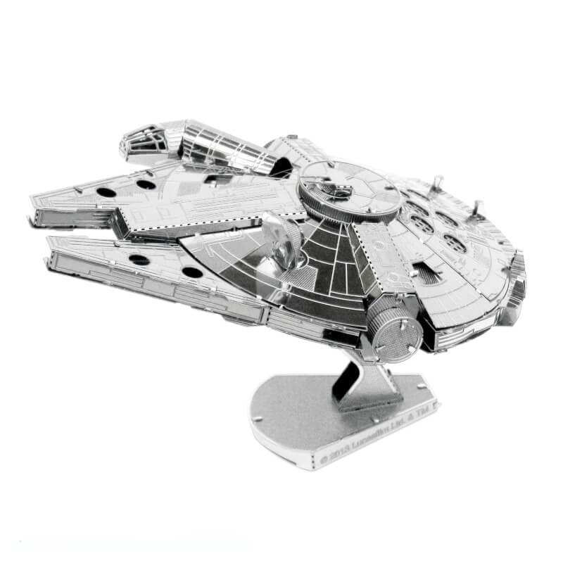 Metal Earth Millennium Falcon 3D Model Kit