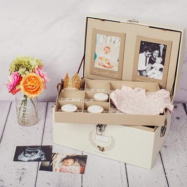 My Baby Log Keepsake Box