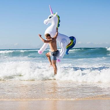 Giant Inflatable Unicorn