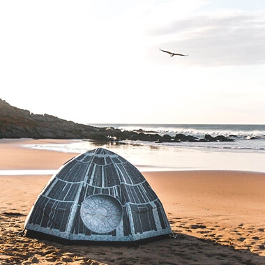 Star Wars Death Star Camping Tent