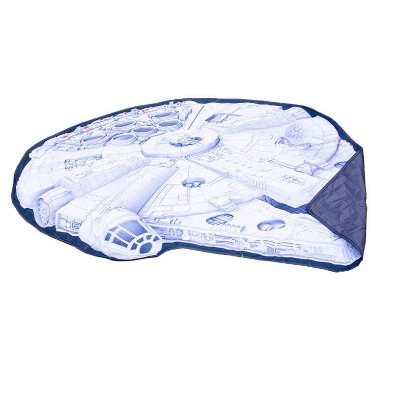 Star Wars Picnic Rug - Millennium